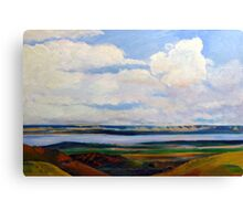 From Hancocks Lookout .S.A. #2 Canvas Print