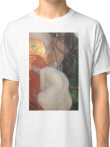 Gustav Klimt - Goldfish  Classic T-Shirt