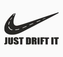 Just Drift It Baby Tee