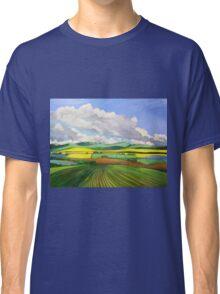 South Australian Canola fields via Yacka # 4 Classic T-Shirt