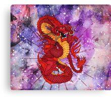 Mystical Dragon Canvas Print