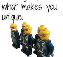 Be original by bricksandplates