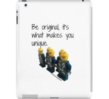 Be original iPad Case/Skin