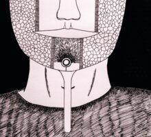 Daydream - HEAD IN THE CLOUDS Sticker