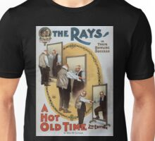 Performing Arts Posters The Rays in their howling success A hot old time 2nd edition by Geo M Cohan 0917 Unisex T-Shirt