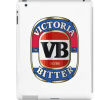 western bulldogs vb iPad Case/Skin