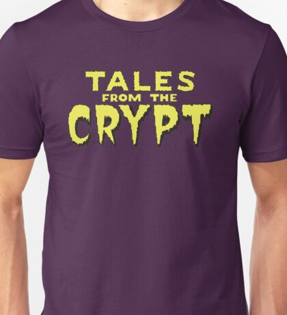 TALES FROM THE CRYPT Unisex T-Shirt