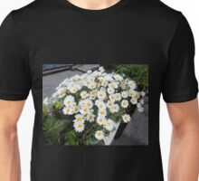 White Daisies for Sale Unisex T-Shirt