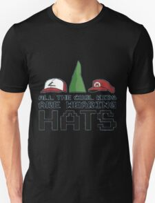 Cool Kids Wear Hats T-Shirt