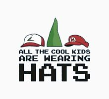 Cool Kids Wear Hats Unisex T-Shirt