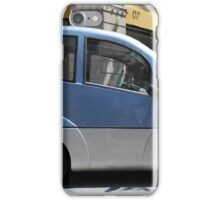 car for disabled iPhone Case/Skin
