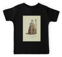 Habit of Perdita in the comedy of the Winter's Tale Perdita dans la comédie intitulée The Winter's Tale 371 Kids Tee