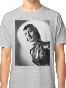 B Movie Evil Martian Vixen Classic T-Shirt