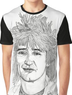 Rod the Mod Graphic T-Shirt