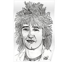 Rod the Mod Poster