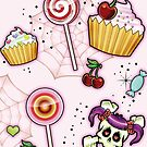 Rockabilly Cupcakes and Candy by tattoofreak