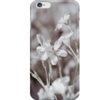 Faded In Bloom iPhone Case/Skin