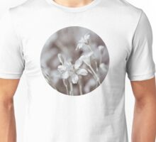 Faded In Bloom Unisex T-Shirt