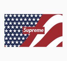 supreme Kids Tee