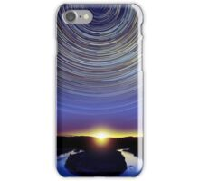 Horseshoe Bend startrails iPhone Case/Skin