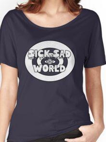 Sick, sad reverse world Women's Relaxed Fit T-Shirt