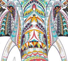 Ethnic Elephant Sticker