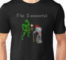 THE IMMORTAL - NES CLASSIC GAME Unisex T-Shirt