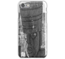 The Greeter iPhone Case/Skin