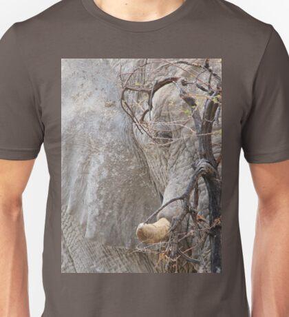 Elephant Tranquility - African Wildlife Wonder Unisex T-Shirt