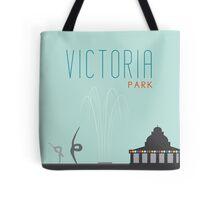 Victoria Park East London  Tote Bag