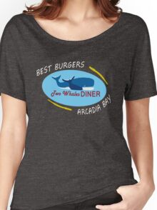 Two Whales Diner Shirt - Life is Strange Women's Relaxed Fit T-Shirt