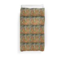 Gustav Klimt - Farmhouse With Birch Trees 1903 Duvet Cover