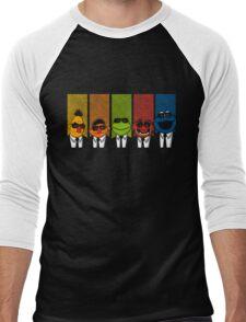 Reservoir Muppets V2 Men's Baseball ¾ T-Shirt