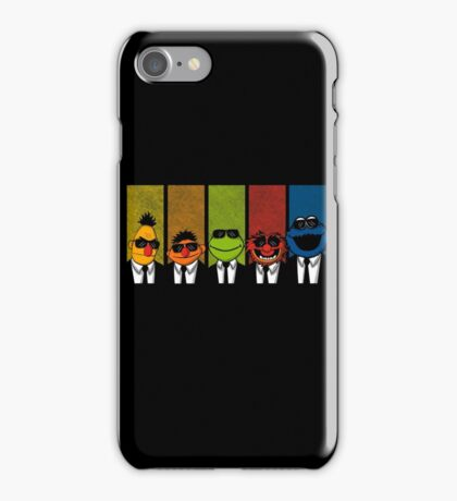 Reservoir Muppets V2 iPhone Case/Skin