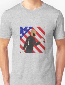 Tim Howard Transparent for T-Shirts Unisex T-Shirt