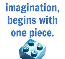 Creative imagination by bricksandplates
