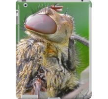 Flies Head  iPad Case/Skin