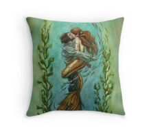 The Rescue Throw Pillow