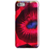 Graphic, Kiwi, Red (Wallpaper, Background) iPhone Case/Skin