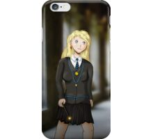 Ah, Luna iPhone Case/Skin