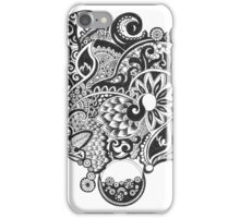Dream zentangle iPhone Case/Skin