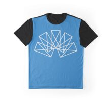 Rectangle Fan Graphic T-Shirt