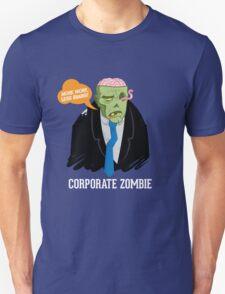 Corporate Zombie Unisex T-Shirt