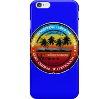 Get Wet And No Sweat iPhone Case/Skin