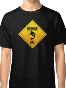 Mermaid Crossing Classic T-Shirt