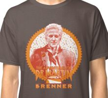 The Adventures of Dr. Martin Brenner Classic T-Shirt