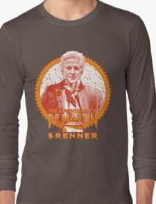 The Adventures of Dr. Martin Brenner Long Sleeve T-Shirt