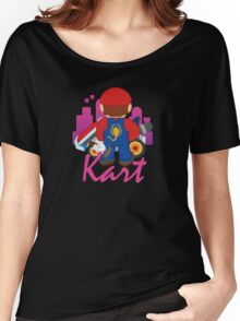 Kart / Drive Women's Relaxed Fit T-Shirt