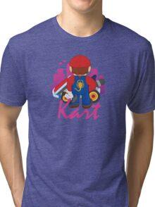 Kart / Drive Tri-blend T-Shirt