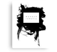 Minimal Monochrome Canvas Print